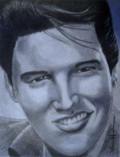 Elvis Presley par Vannagain